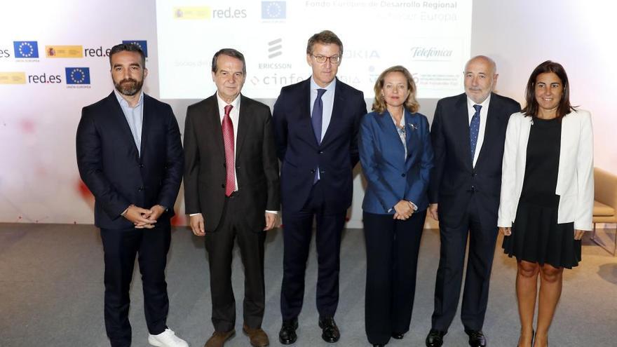 Galicia lidera el ensayo de nuevos nichos de negocio de la tecnología 5G
