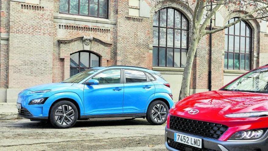 Nuevos Hyundai Kona, más atractivo y efectivo