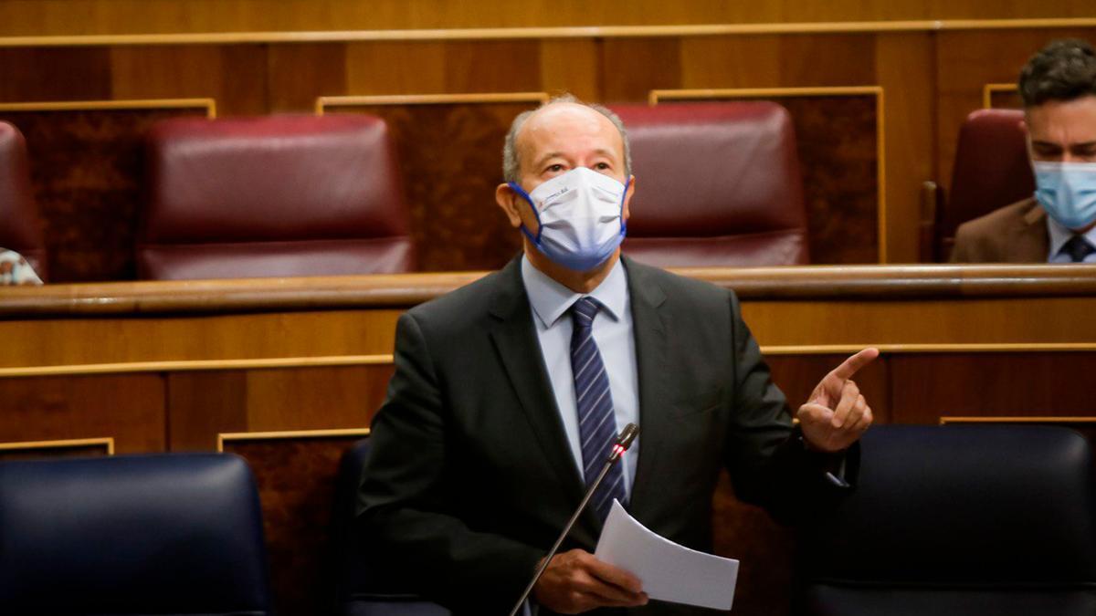 El ministre de Justícia, Juan Carlos Campo
