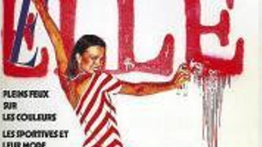 La revista 'Elle' repasa sus 75 años