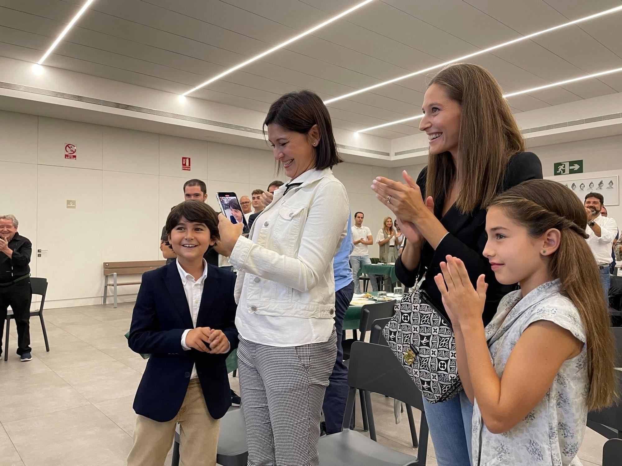 Convento Jerusalén nombra sus falleras mayores 2022 y ya tiene proyectos de fallas
