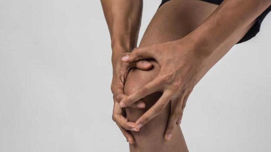 La mejor solución para las lesiones de rodilla