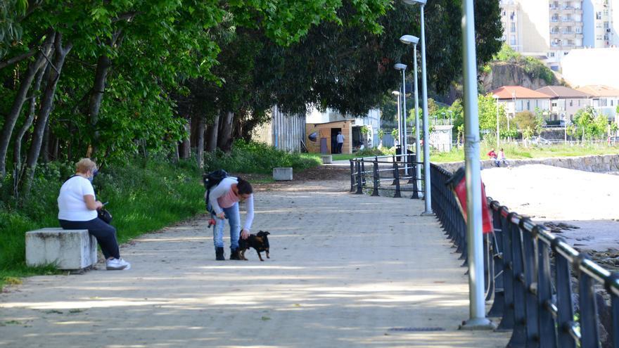 Almuiña da un ultimátum a Cangas y sube de 21.000 a 45.000 el coste de reparación de O Salgueirón
