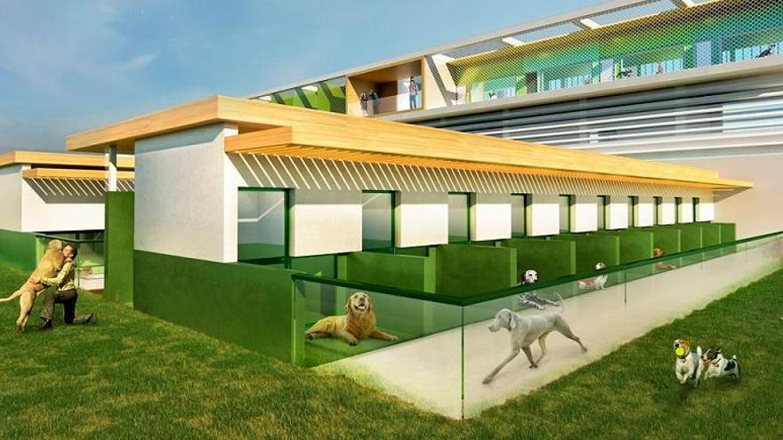 Luz verde a los primeros contratos para el futuro refugio de animales
