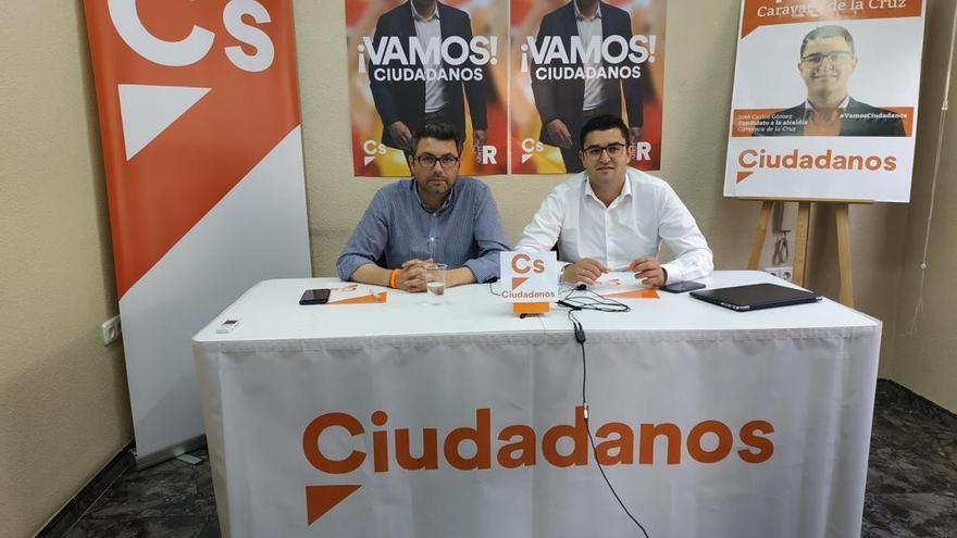 PP y Cs sacan de la Alcaldía al PSOE en Caravaca de la Cruz