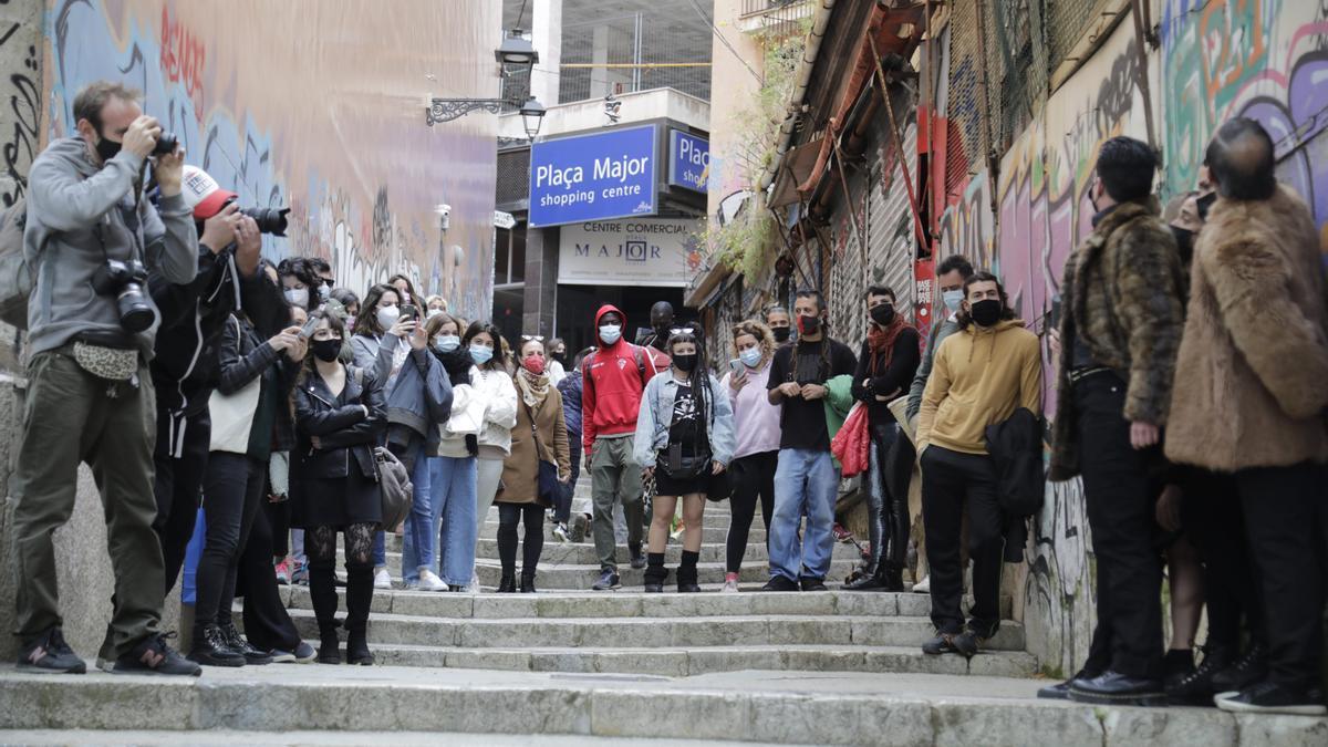 El teatro sale a la calle para celebrar su día
