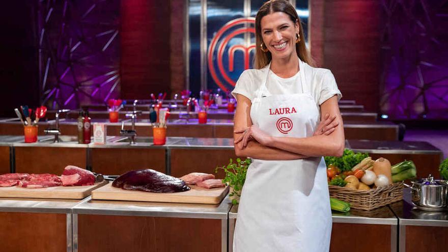 Laura Sánchez, criticada por un comentario tránsfobo en 'MasterChef Celebrity'