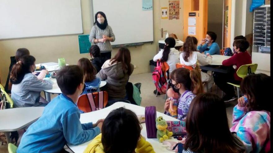 Prop de 800 alumnes reflexionen sobre la diversitat afectiva, sexual i de gènere