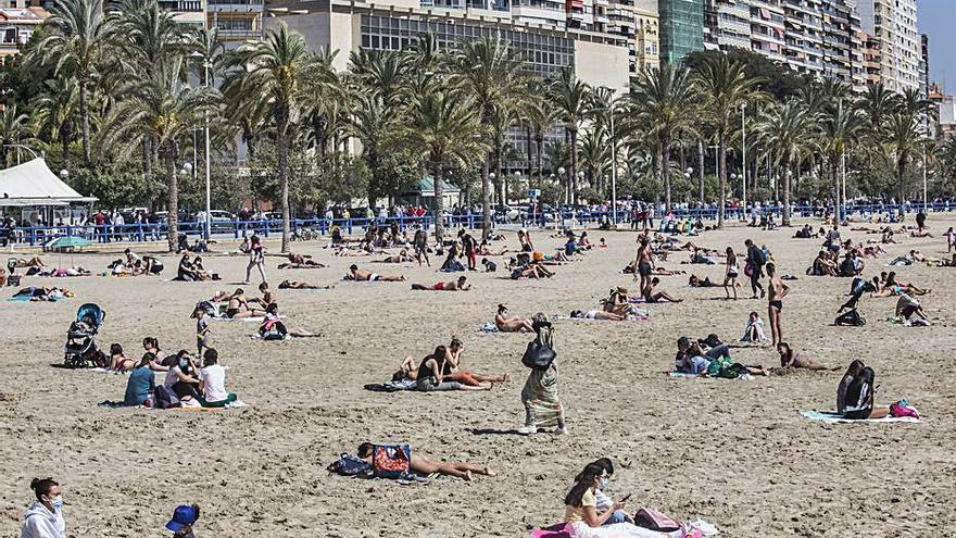 La presencia de covid en las aguas residuales de Alicante alcanza su mínimo de la pandemia