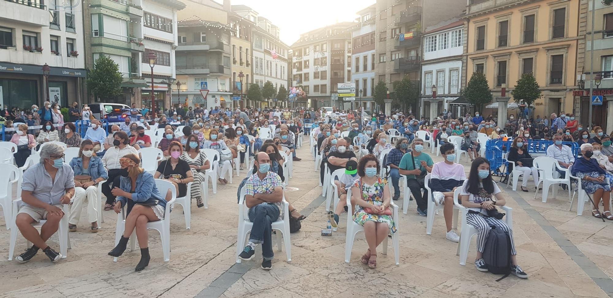 Lleno por sábado del Portal en Villaviciosa