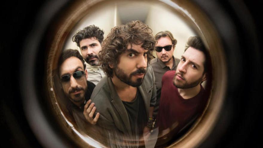 Las entradas del concierto de Izal en Tenerife salen a la venta este 9 de octubre