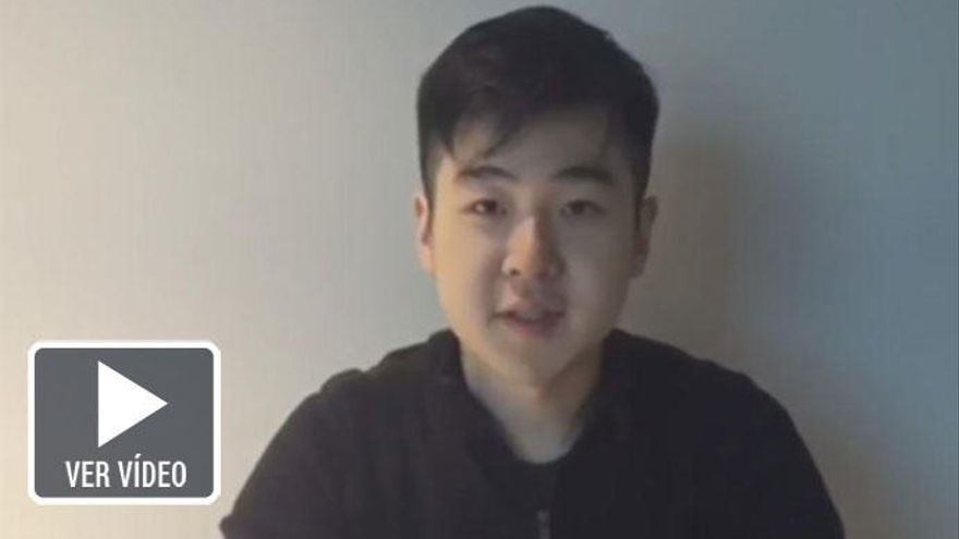 El misterioso vídeo del hijo de Kim Jong Nam
