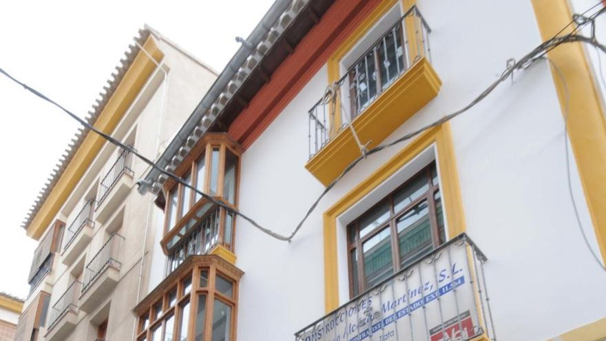 Un nuevo espacio público para la cultura en el centro de Lorca