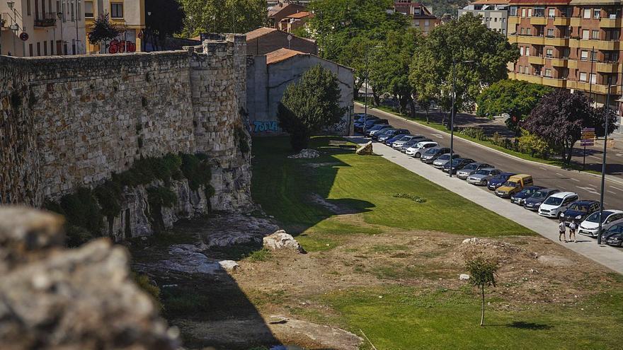La Muralla de Zamora, una cura paso a paso