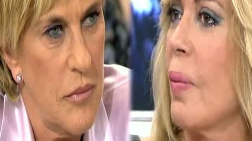 """Chelo García Cortés desvela el mayor secreto de su """"noche de amor"""" con Bárbara Rey"""