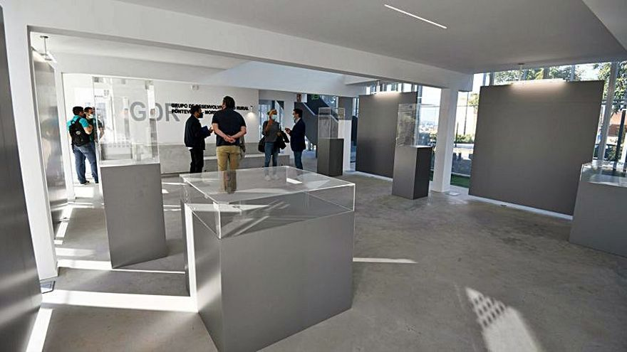 La sede del GDR en Os Campos opta a los premios Gran de Area de los arquitectos gallegos
