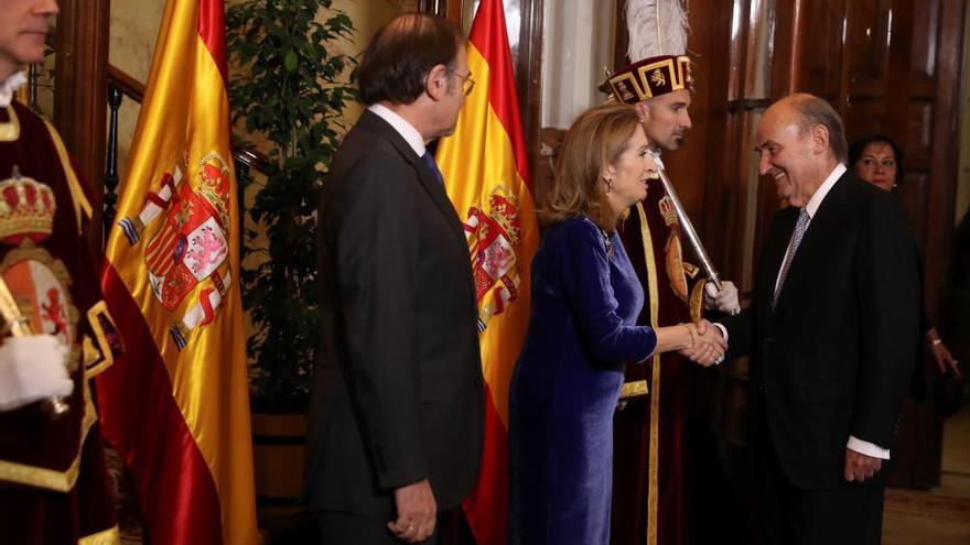 El Congreso celebra el 39º aniversario de la Constitución