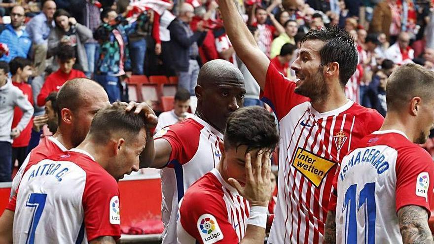 Una goleada, única alegría reciente ante el Zaragoza