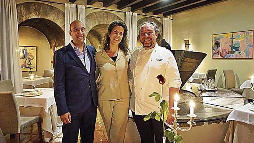 Guillem Méndez retorna a El Olivo con el menú Extravaganza de verano