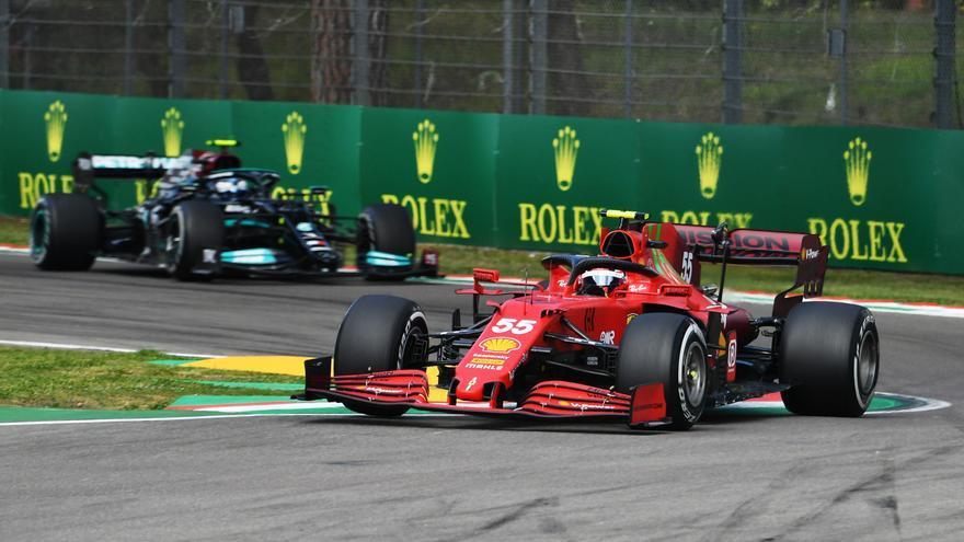 Resultados de los entrenamientos libres del GP de Emilia Romaña de Fórmula 1