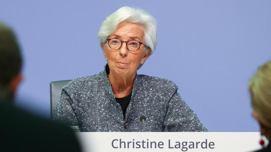 """El BCE alerta de que """"la pandemia todavía crea serios riesgos para las economías"""""""