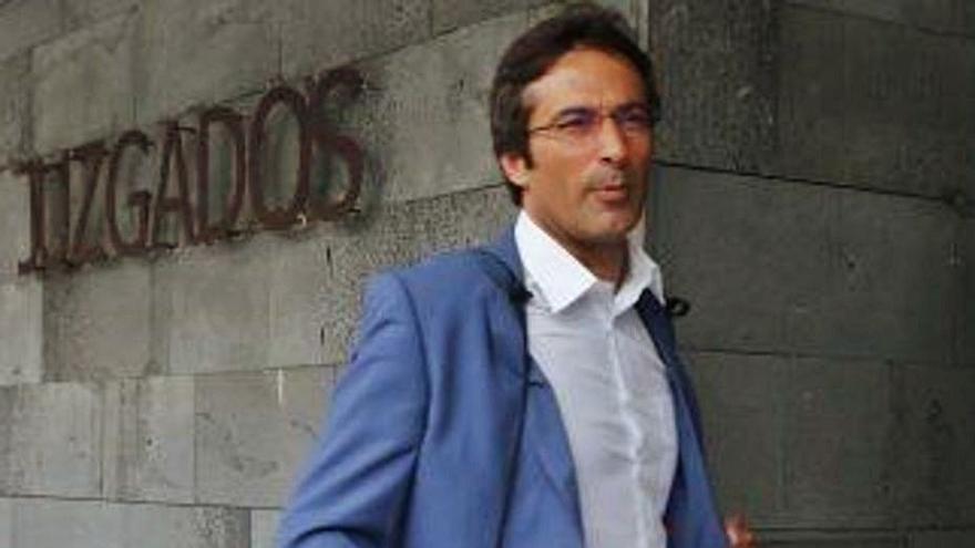 """Pedro San Ginés: """"Pude equivocarme, pero nunca prevaricar"""""""