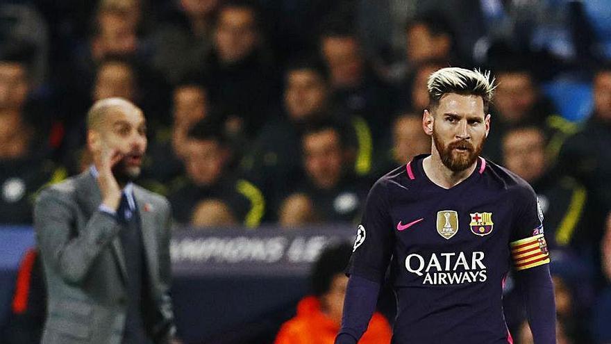 Messi apuesta por el City
