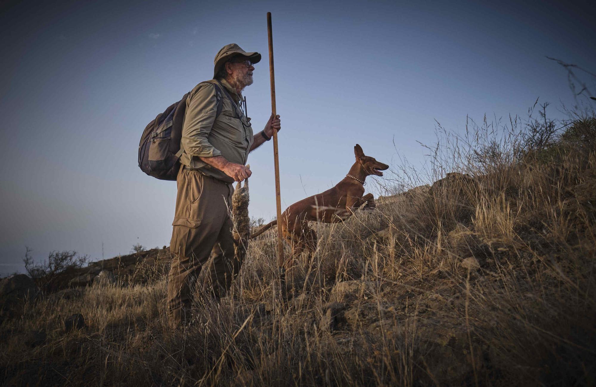 Inicio de la temporada de caza en Tenerife