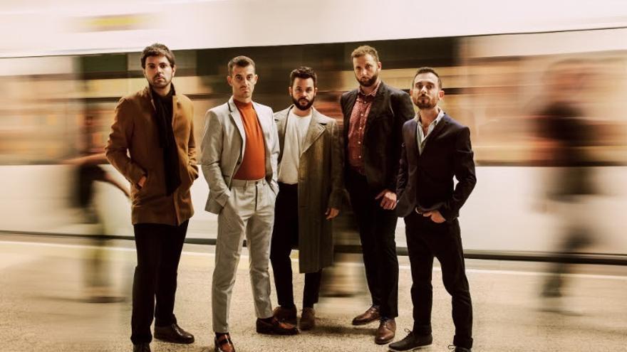 La banda valenciana Gener.