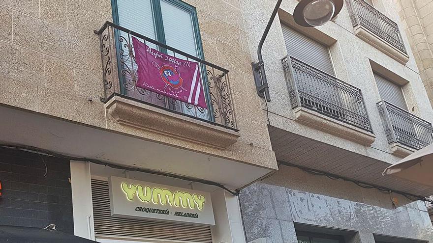 Los aficionados de Santurtzi están crecidos