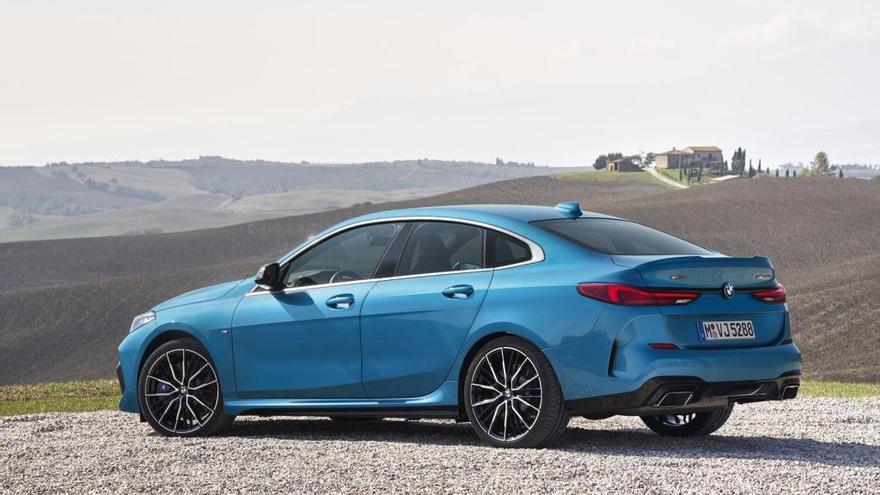 BMW lanza el nuevo Serie 2 Gran Coupé