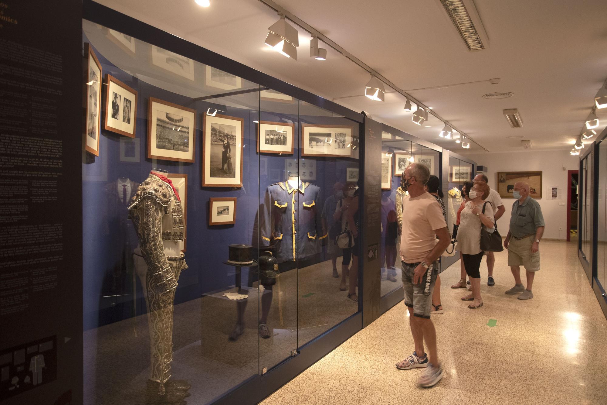 Un paseo por las entrañas del Museo Taurino de València