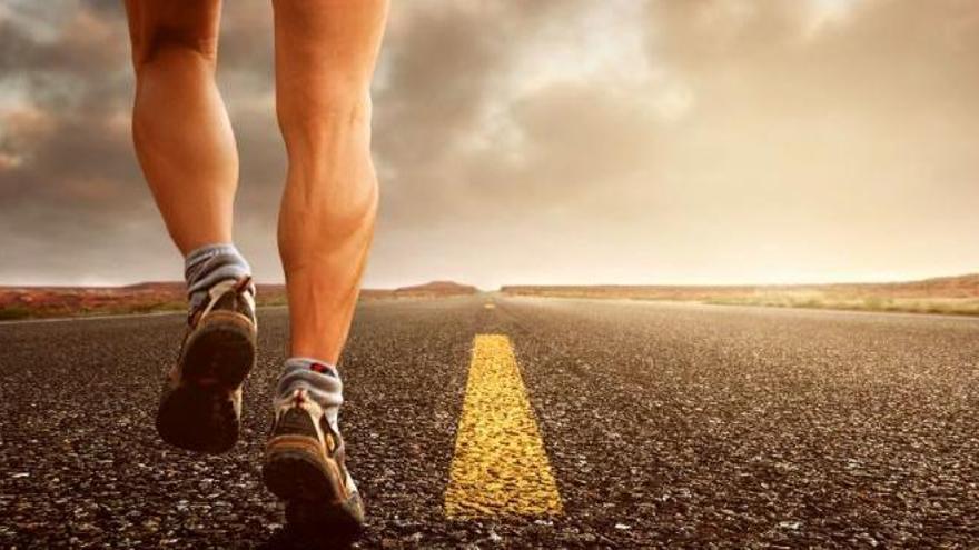 Qué distancia correr para perder peso