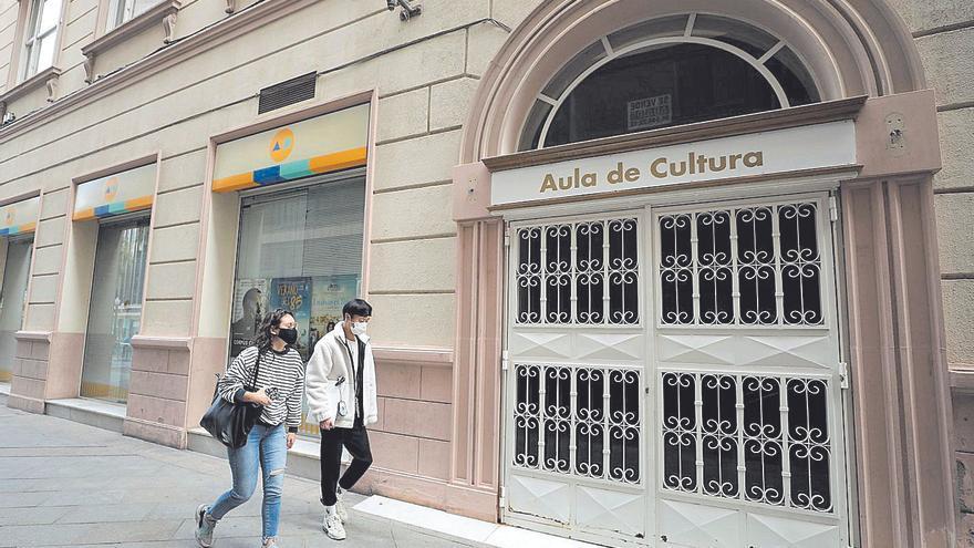 La UMH pide un precio final por el Aula de la CAM y se aleja del edificio de Zara