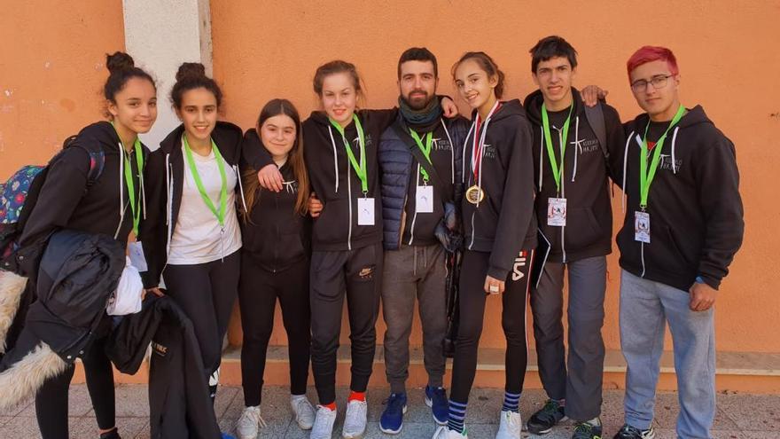 L'Associació Esportiva Hajime de judo, a la Copa Espanya