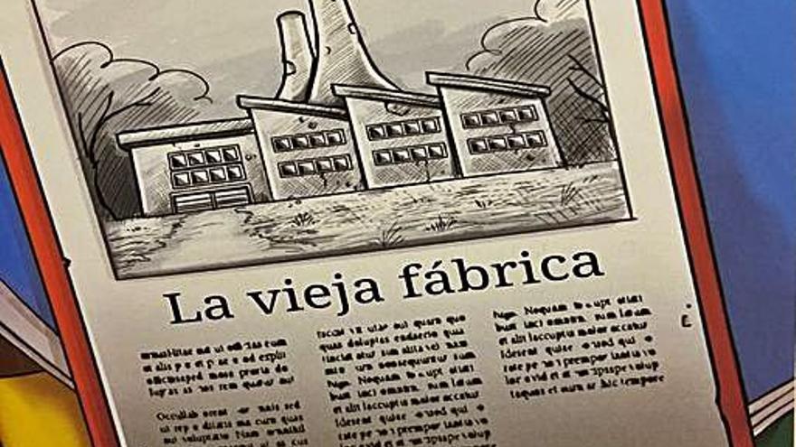 Misterio en la fábrica de papel