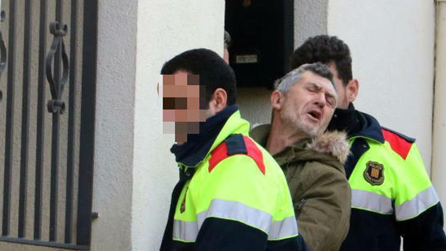 Deixen en llibertat provisional sense fiança el detingut pel doble crim de Susqueda