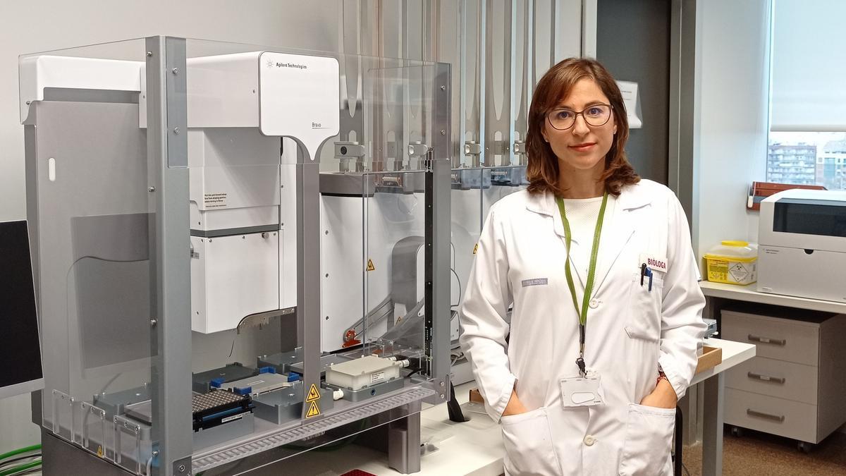 Mariam Ibáñez, profesora de la CEU UCH e investigadora del IIS La Fe, premiada por la Sociedad Española de Hematología