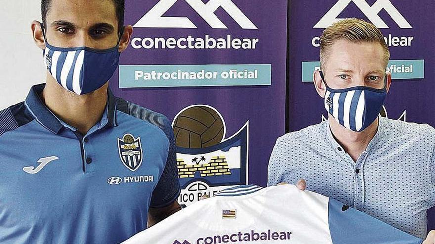 """Messow: """"La plantilla del Atlético Baleares está al 70%, faltan entre 3 y 6 jugadores por venir"""""""