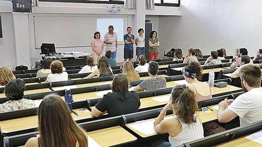 CCOO pide que los profesores que se infecten puedan acudir a las oposiciones
