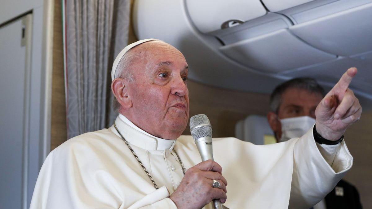 El papa afirma que viajó a Irak tras pensarlo mucho y conociendo los riesgos