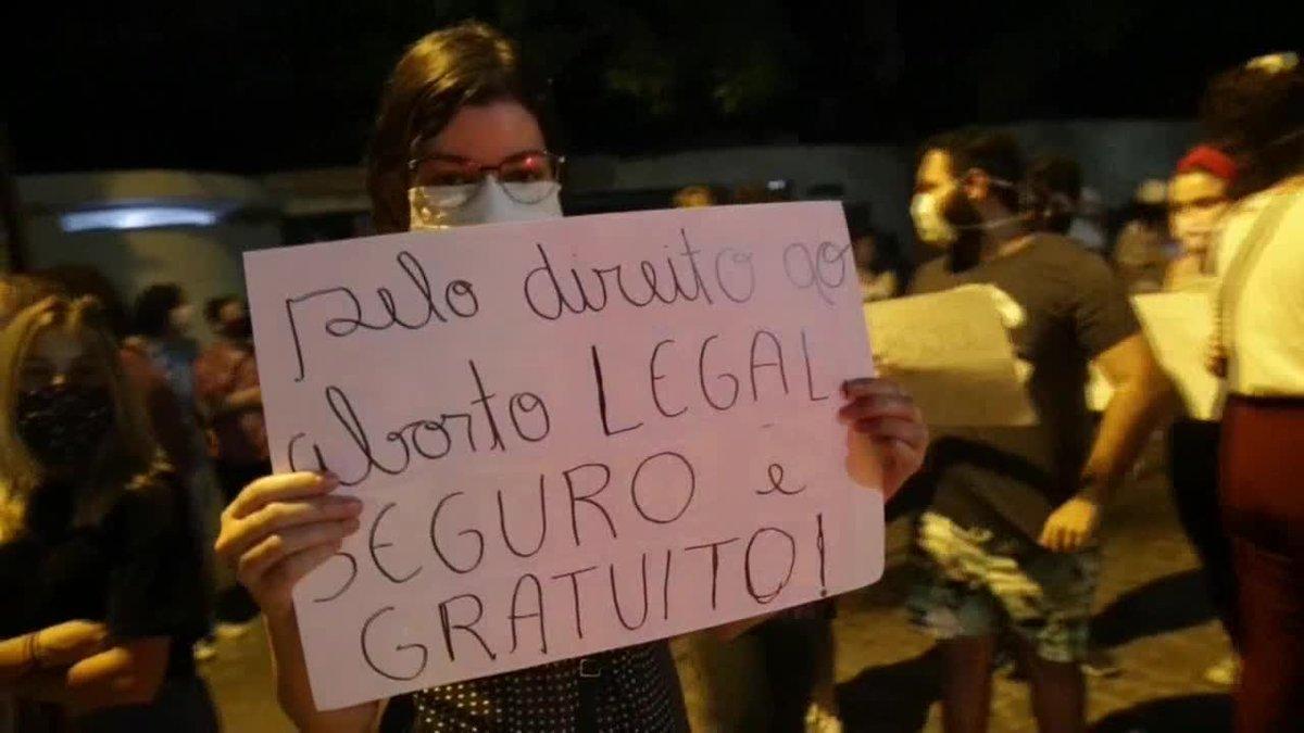 Brasil endurece el aborto días después del caso de la menor violada de 10 años