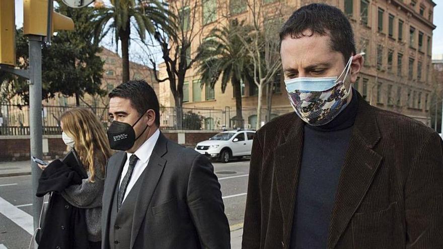 Primera condemna a l'exrector de Sant Vicenç per un casament fals