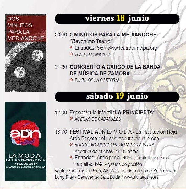 Fiestas de San Pedro en Zamora: programa 2021.