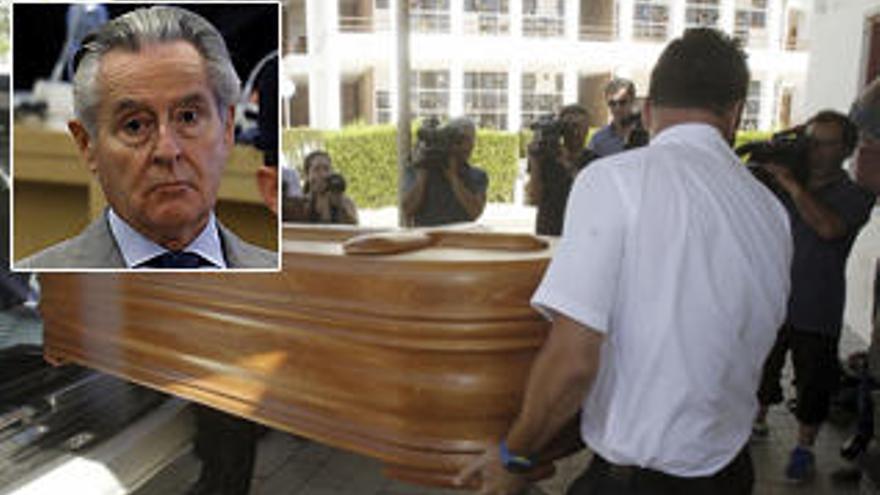La autopsia confirma que Blesa se suicidó de un tiro