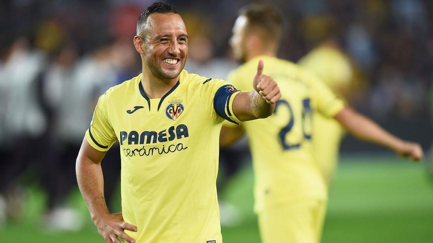 ¿Cómo afronta Santi Cazorla la eliminatoria entre Villarreal y Arsenal?