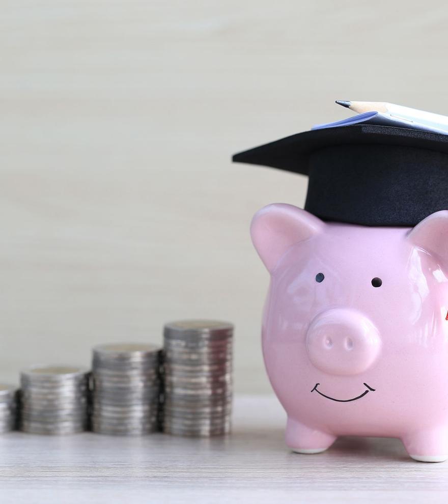 Cómo ahorrar para los estudios de tus hijos