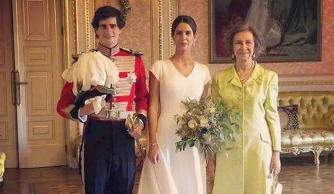 Los invitados de la boda del Duque de Huéscar y Sofía Palazuelo