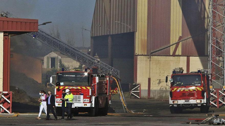 Zamora pide 120.000 euros al seguro de Cobadu por apagar el incendio de septiembre