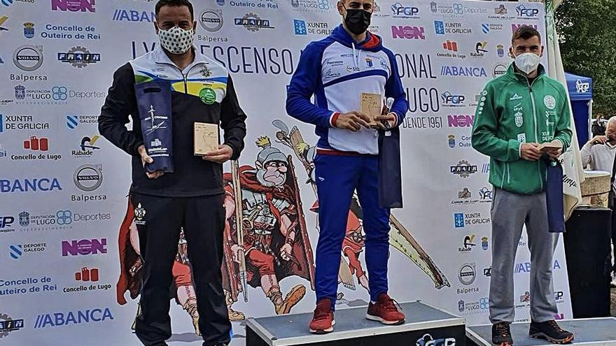 Rubén Paz logra el segundo puesto  en una de las ediciones más duras